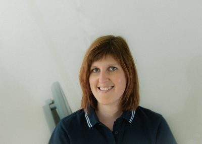 Jana Wiese - Anmeldung (im Mutterschutz)