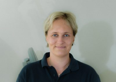Britta Ogendorff - Physiotherapeutin