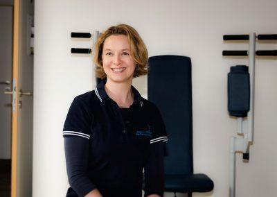 Kirsten Müller-Klatz - Physiotherapeutin und Inhaberin