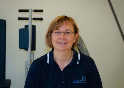 Claudia Engler - Physiotherapeutin